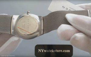 Skagen-Titanium-SKW6007-mit-edlem-Metall-Mesh-Armband