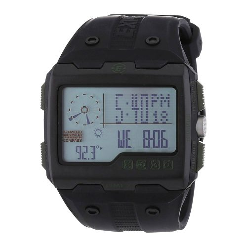 Timex-Expedition-T49664-digitale-Outdoor-Uhr-WS4-mit-Barometer-Kompass-Altimeter-Thermometer