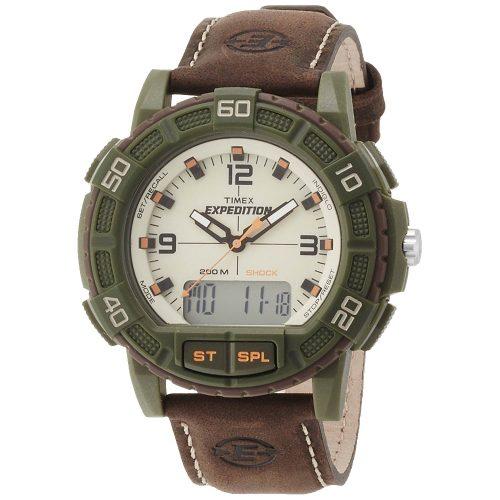 Timex-Expedition-T49969-Double-Shock-Outdoor-Uhr-mit-Analog-Digital-Anzeige