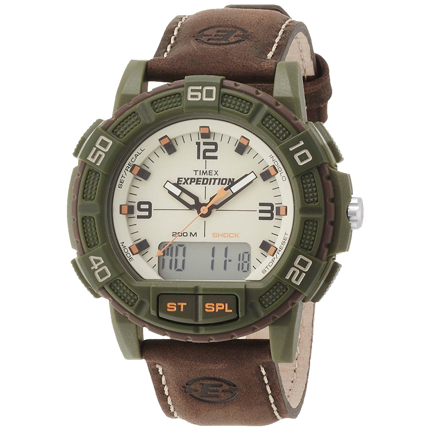 Timex-Expedition-T49969-Double-Shock-Outdoor-Uhr-mit-Analog-Digital-Anzeige