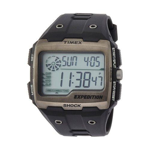 Timex-Expedition-TW4B02500-Grid-Shock-digitale-Herrenuhr-aus-robustem-Resin-Kunstharz