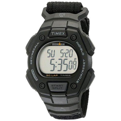 Timex-Ironman-TW5K90800-digitale-Sportuhr-Outdoor-Uhr-in-Schwarz-mit-Nylonarmband