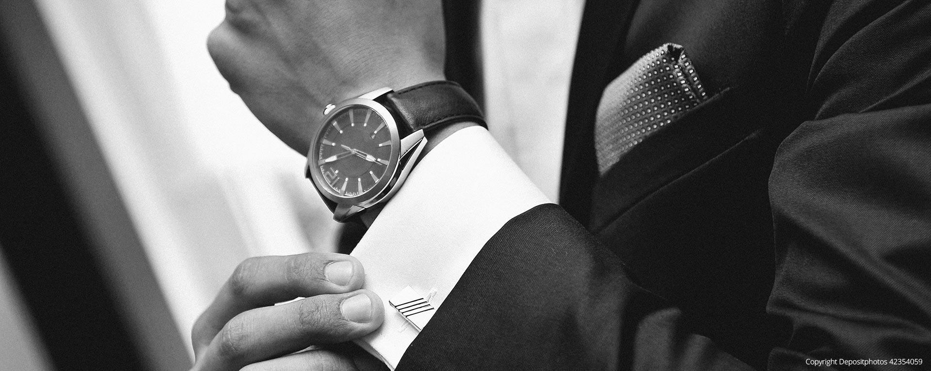 Herren-Armbanduhren