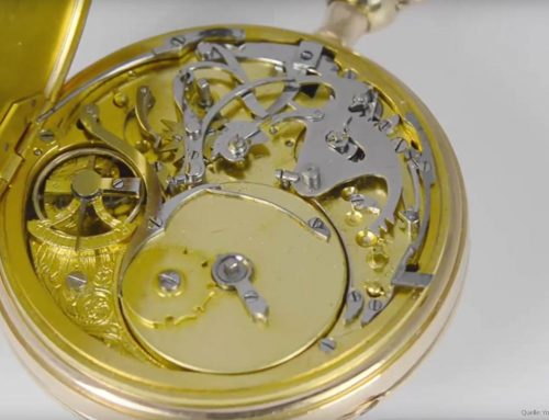 Uhren mit Minutenrepetition