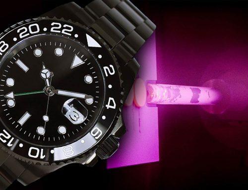 Uhren mit PVD Beschichtung